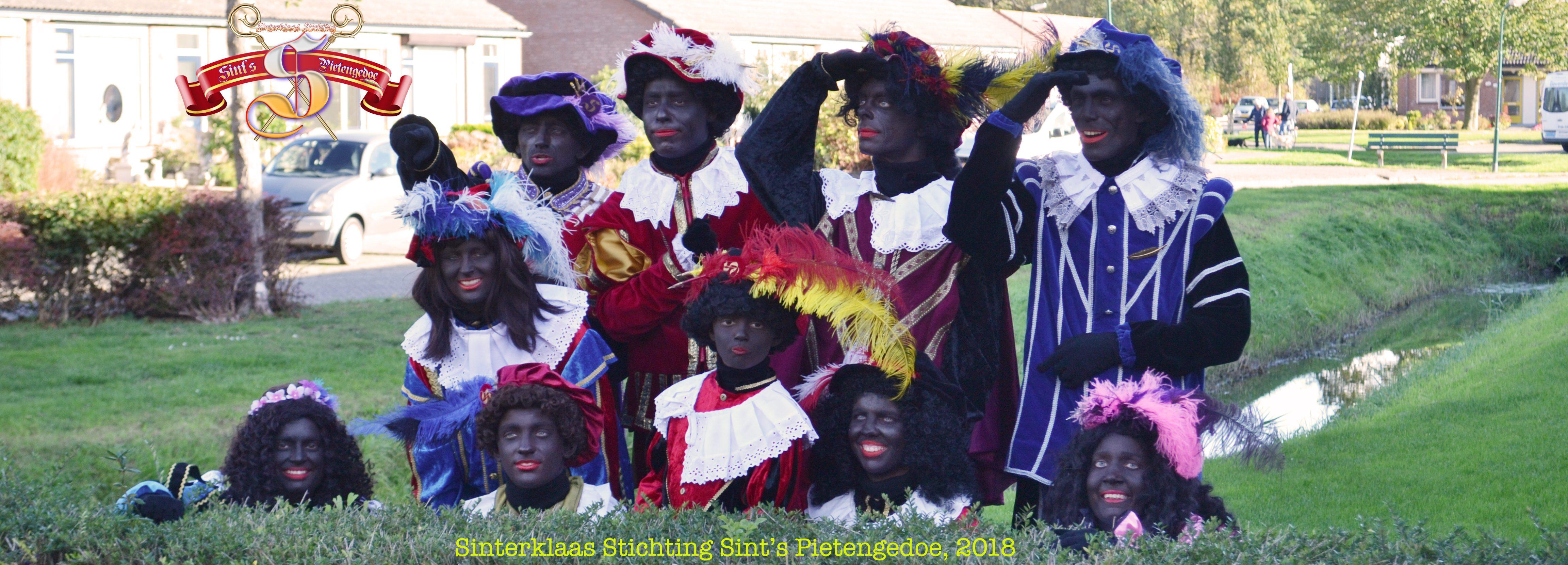 Sinterklaas Stichting Sint's Pietengedoe
